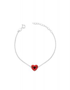 Bijuterie Argint Love 28668AG-RH-LT.SM