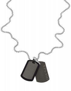 Diesel Double Dog Tag DX1314040