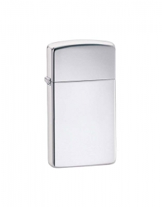 Zippo High Polish Chrome Slim 1610