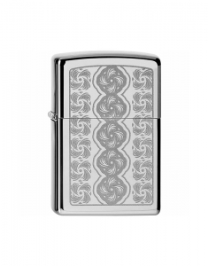 Zippo Executiv High Polish Chrome 28657