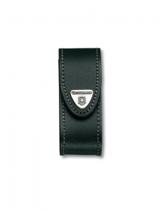 Victorinox Swiss Army Knvies Leather Belt Pouch Black 4.0520.3