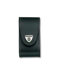 Victorinox Swiss Army Knvies Leather Belt Pouch Black 4.0521.3