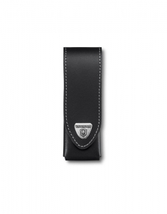 Victorinox Swiss Army Knvies Leather Belt Pouch Black 4.0523.3