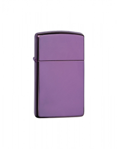 Zippo Slim High Polish Purple 28124