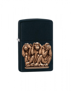 Zippo Special Edition Three Monkeys 29409