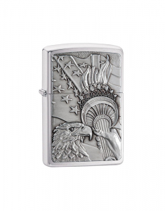 Zippo Executive Patriotic Eagle 20895