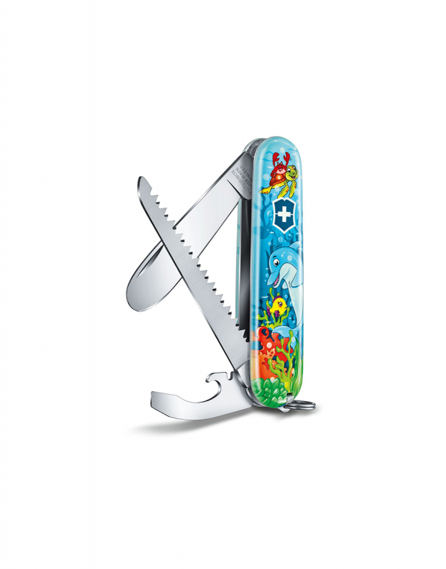 Briceag Victorinox Swiss Army Knvies My First Victorinox Children Sets 0.2373.E1