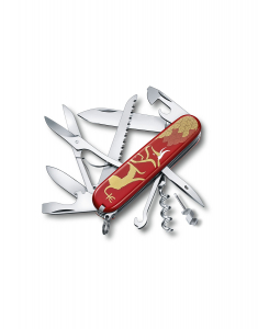 Victorinox Swiss Army Knvies Huntsman Year of the Ox 2021 1.3714.E10