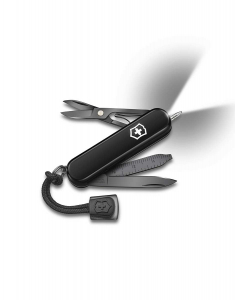 Briceag Victorinox Swiss Army Knives Signature Lite Onyx Black 0.6226.31P