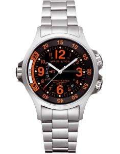 Hamilton Khaki GMT H77665173