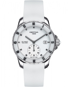 Certina DS First Lady Ceramic C014.235.17.011.00