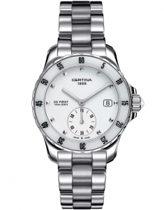 Certina DS First Lady Ceramic C014.235.11.011.00
