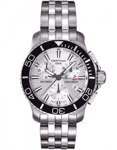 Certina DS First Chrono C541.7184.42.17