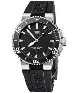 Oris Diving Aquis Date 73376534154-0742634EB