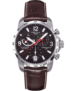 Certina DS Podium Big Size Chrono GMT C001.639.16.057.00