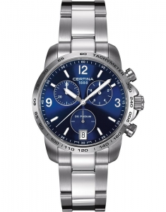 Certina DS Podium Facelift Chrono C001.417.11.047.00
