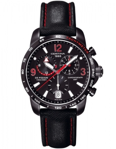 Certina DS Podium Big Size Chrono GMT C001.639.16.057.02