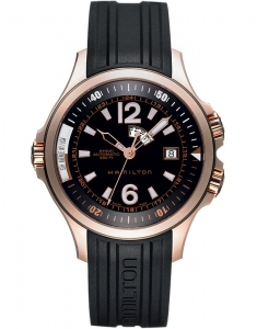 Hamilton Khaki Navy GMT H77545735