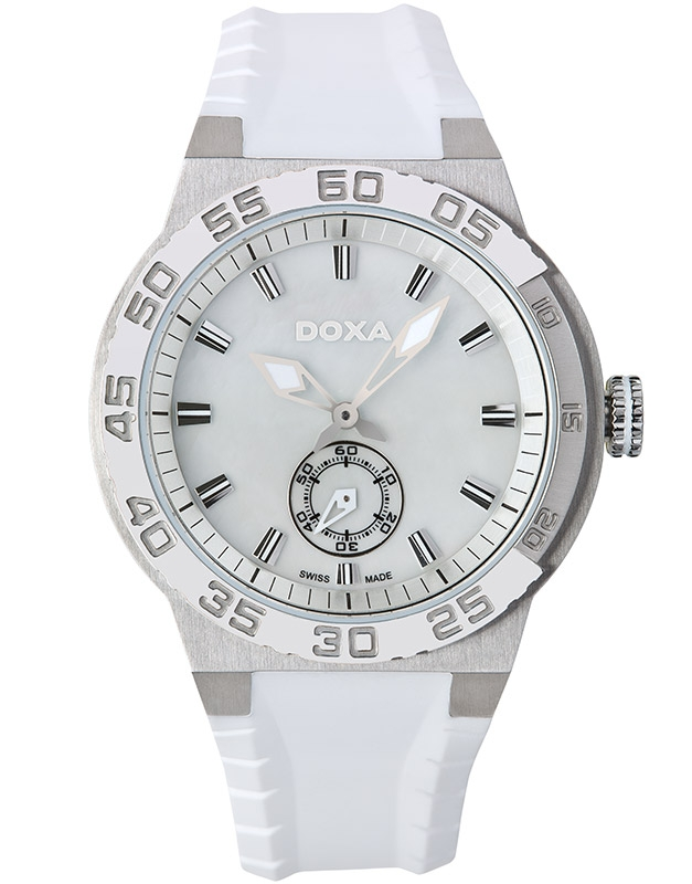 Doxa Splash Lady Small Second 704.15.011.23