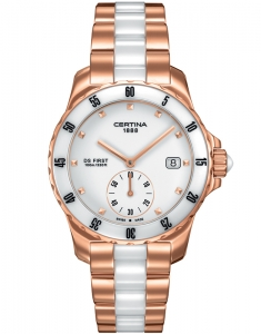 Certina First Lady Ceramic C014.235.33.011.00