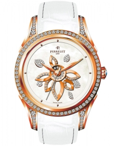 Perrelet Double Rotor Ladies Diamond Flower A3020/1