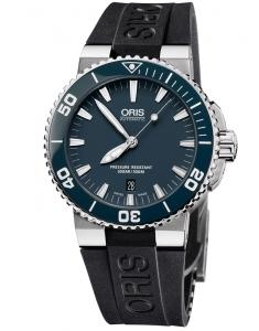 Oris Diving Aquis Date 73376534155-0742634EB