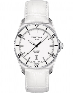 Certina DS First Gent Ceramic Line Extension C014.410.16.011.00