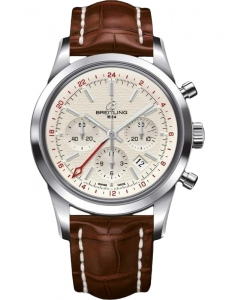 Breitling Transocean Chronograph GMT AB045112-G772-739P