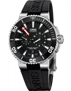 "Oris Diving Aquis Regulateur ""Der Meistertaucher"" 74976777154-SET"