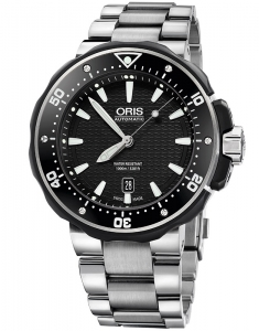 Oris Diving ProDiver Date 73376827154-0782675PEB