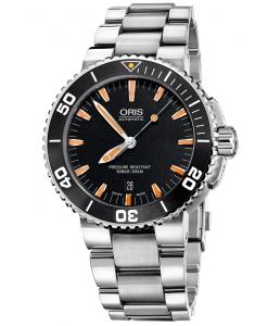 Oris Diving Aquis Date 73376534159-0782601PEB