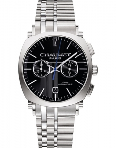 Chaumet Dandy XL Stainless Steel Chronograph Automatic W11690-30A