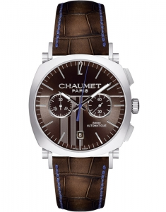 Chaumet Dandy XL Stainless Steel Chronograph Automatic W11291-30F