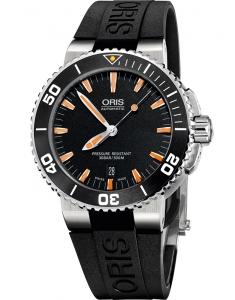 Oris Diving Aquis Date 73376534159-0742634EB
