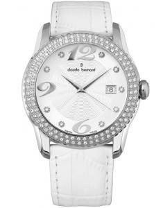 Claude Bernard Ladies Fashion 70161 3P AN