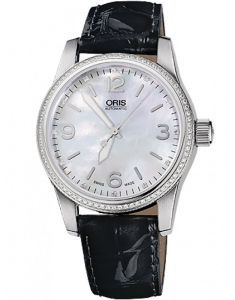 Oris Big Crown Diamonds 73376494966-0751960
