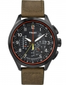 Timex Adventure Series Linear Indicator Chronograph with Intelligent Quartz Technology T2P276