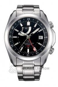 Ceas de mana Orient Star GMT SDJ00001B0