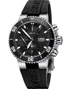 Oris Diving Aquis Chronograph 77476554154-0742634EB