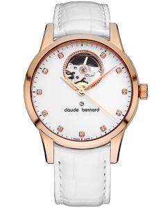 Claude Bernard Classic Automatic Open Heart 85018 37R APR