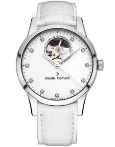 Claude Bernard Classic Automatic Open Heart 85018 3 APN