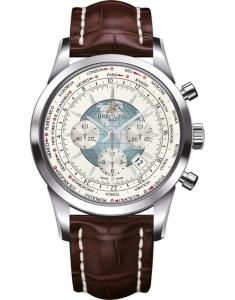 Breitling Transocean Chronograph Unitime AB0510U0-A732-756P