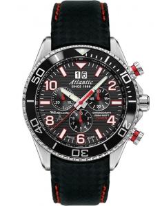 Atlantic Worldmaster Diver Chonograph 55470.47.65RC