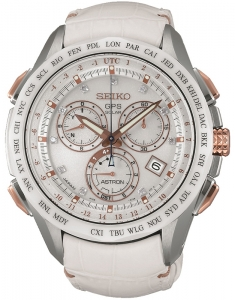 Seiko Astron 8X Series Chronograph Limited Edition SSE021J1