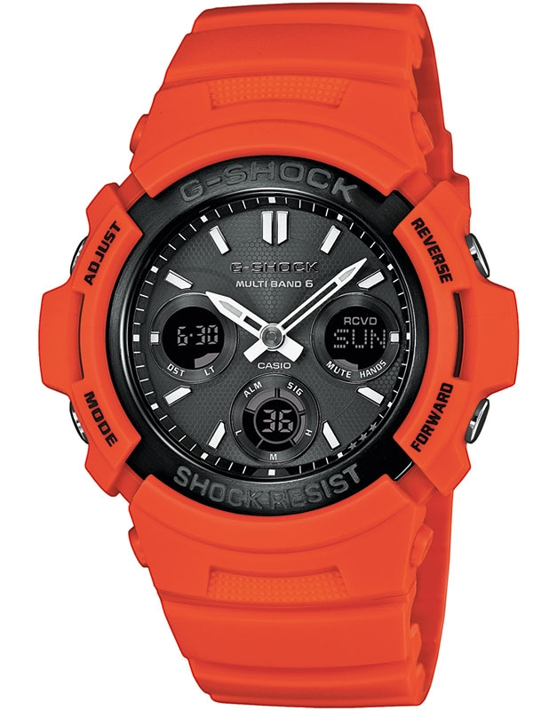 Casio G-Shock Original AWG-M100MR-4AER