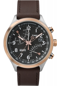 Timex® Intelligent Quartz® Fly-Back Chronograph TW2P73400