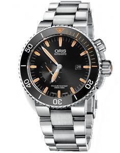Oris Diving Aquis Carlos Coste Editie Limitata IV 74377097184-SET MB