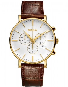 Doxa D-Light Chrono 172.30.011.02