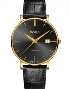 Doxa D-Light Automatic Gold 179.40.101.01
