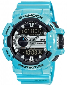 Casio G-Shock Bluetooth GBA-400-2CER